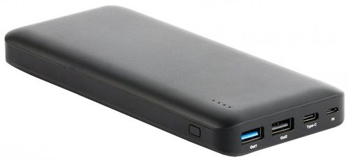 DOCA 20.000mAh USB-C Power Bank Qualcomm Quick Charge 3.0 (DG206)