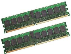 MICROMEMORY 8GB DDR2 800MHz PC2-6400, demobrukt (MMXHP-DDR2D0005-KIT-Demo)
