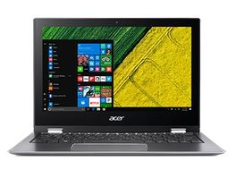 """Acer Spin 1 SP111-31 11.6"""" HD touch Intel Celeron N3350, 4GB RAM, 64GB SSD, Windows 10 S - Demovare (NX.GMBED.016-Demo)"""