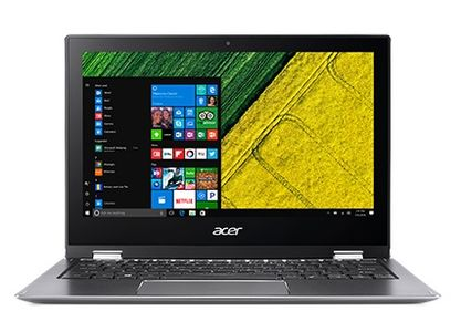 "Acer Spin 1 SP111-31 11.6"" HD touch Intel Celeron N3350, 4GB RAM, 64GB SSD, Windows 10 S - Demovare (NX.GMBED.016-Demo)"