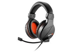 Sharkoon RUSH ER3 Svart Gaming-headset