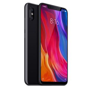 "Xiaomi Mi 8 Black 64GB 6.21"" AMOLED, 12MP+12MP,  6GB, 64GB, Snapdragon 845, Dual-SIM, BT5, USB-C, Android 8.1 (Oreo) (MI8-64GB-BLACK)"