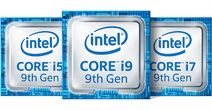 9. gen Intel Core LGA1151