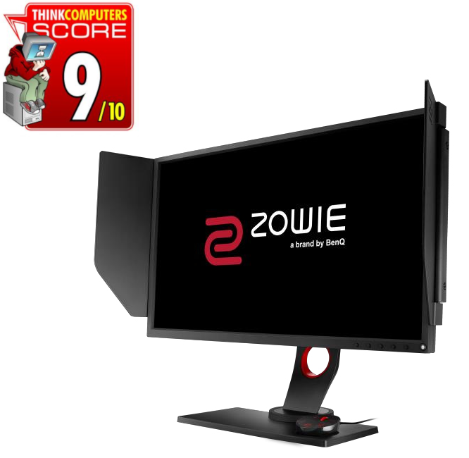 "BenQ ZOWIE XL2546 Gaming Monitor 25"", 1ms, 240Hz (9H.LG9LB.QBE)"