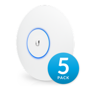 Ubiquiti UniFi AC Pro AP 802.11ac PRO Access Point, 5-pack