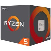 AMD Ryzen 5 2600X 3.6-4.25GHz 19MB, AM4 ,Wraith Spire Cooler