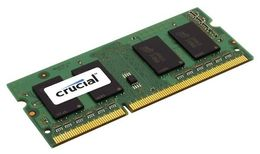 Crucial Simm SO DDR3 PC1600 16GB CL11Crucial MAC, demobrukt