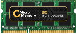 MICROMEMORY 4GB DDR3 1333MHZ SO-DIMM