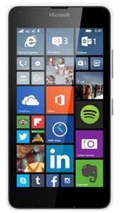 Microsoft Lumia 640 White - Demomodell (A00024333-Demo)