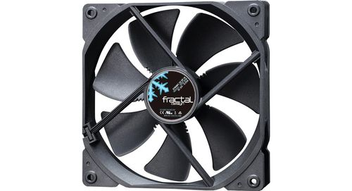 Fractal Design 140mm Dynamic X2 GP-14 Black (FD-FAN-DYN-X2-GP14-BK)