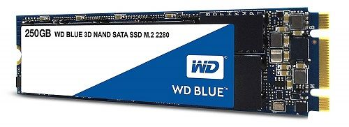 WD Blue 250GB M.2 SATA