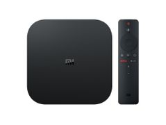 Xiaomi Mi TV Box S Android TV, 4K, HDR, Chromecast, Google Assistant, 802.11ac, Bluetooth