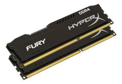 Kingston HyperX FURY DDR4 8GB (2x4GB) 2400MHz Non-ECC CL15