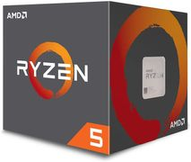 AMD Ryzen 5 2600 3.9GHz 19MB AM4 Wraith Stealth Socket AM4