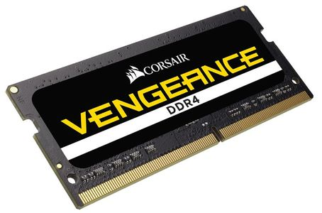 Corsair Vengeance - DDR4 - 16 GB - SO DIMM 260-pin - 2400 MHz / PC4-19200 - CL16 - 1.2 V - ikke-bufret - ikke-ECC, demobrukt (CMSX16GX4M1A2400C16-Demo)