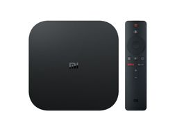 Xiaomi Mi TV Box S Android TV, 4K, HDR, Chromecast,  Google Assistant,  802.11ac, Bluetooth,  demobrukt (MI-TVBOX-S-Demo)