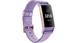 Fitbit Charge 3 Special Edition Lavendel/Rose-Gull, Fitbit Pay
