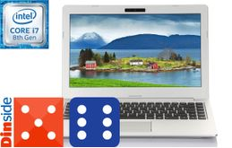 "Multicom Talisa U831 13.3"" Full-HD WVA matt, 8. gen Intel Core i7-8550U, 2x 16GB, 250 GB PCIe SSD, 1TB HDD, Thunderbolt 3/USB-C, Med Win. 10 Home, demobrukt"