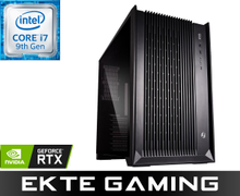 Multicom AIR i939CR RGB Gaming-PC Intel Core i7-9700K, 32GB DDR4 RAM, 500GB PCIe SSD, 3TB HDD, GeForce RTX 2080 Ti 11GB, 750W, Uten operativsystem