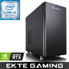 Lyanna i522CR Gaming PC Intel Core i5-9600K, 16GB, 250GB PCIe SSD, 1TB HDD, GeForce RTX 2060 6GB, 500W, Uten operativsystem (MULTICOM-i522C-CFLRFB)