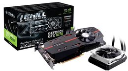 INNO3D GeForce GTX 1070 iCHILL Black 8GB GDDR5, PCIe 3.0, DL DVI-D, HDMI 2.0, 3x DP 1.4