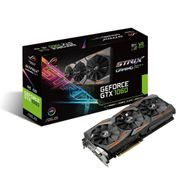 ASUS ROG Strix GeForce GTX1060 6GB, 2x DisplayPort, 2x HDMI, DVI-D