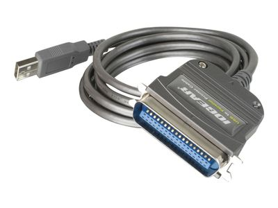 IOGEAR USB Paralell Printer Cable GUC1284B - Parallelladapter - USB - IEEE 1284 (GUC1284B)