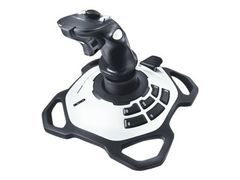Logitech Extreme 3D Pro - Joystick - 12 knapper - kablet - for PC
