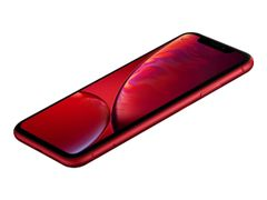 Apple iPhone Xr - (PRODUCT) RED Special Edition - smartphone - dobbelt-SIM - 4G LTE Advanced - 256 GB - GSM - 6.1
