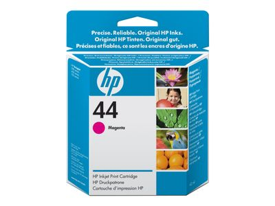 HP 44 - 42 ml - magenta - original - blekkpatron - for DesignJet 350c, 430, 450c, 455ca, 488ca, 750c, 750c plus, 755cm (51644ME)