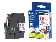 Brother tape - 1 rull(er) - Rull (1,8 cm x 8 m)
