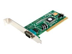 StarTech 1 Port PCI RS232 Serial Adapter Card with 16550 UART - seriell adapter