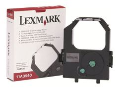 LEXMARK 1 - svart - skriverbånd - for Lexmark 23XX; Forms Printer 23XX, 24XX, 25XX