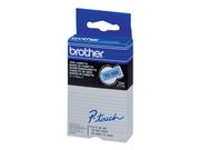 Brother 1 stk - Rull (1,2 cm x 7,7 m) - skriverteip (TC501)