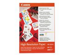 Canon HR-101 - Belagt - A4 (210 x 297 mm) 200 ark papir - for PIXMA IP4000, iP6210, iP6310, iP8500, MG2555, MG8250, MP110, MP130, MP750, MP780; S400