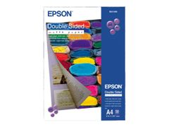Epson Double-Sided Matte Paper - papir - 50 ark - A4 - 178 g/m²