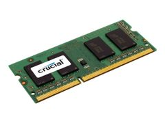 Crucial DDR3L - 8 GB - SO DIMM 204-pin - 1600 MHz / PC3-12800 - CL11 - 1.35 V - ikke-bufret - ikke-ECC