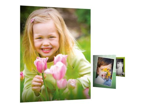 HP Everyday Photo Paper - fotopapir - 100 ark - 100 x 150 mm - 200 g/m²