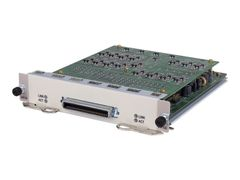 Hewlett Packard Enterprise HPE - ISDN terminal adapter - Flexible Interface Card (FIC) - FXS - analogporter: 24 - for HPE MSR50-40, MSR50-40 DC, MSR50-60, MSR50-60 DC