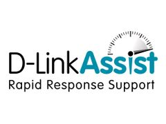 D-LINK Assist Warranty Extension Category C - Utvidet serviceavtale - deler og arbeid - 3 år - for D-Link DAP-2020, 2230, 2610, DWL-3610, 6610; DGS 1100, 1210, 1500