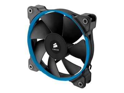 Corsair Air Series SP120 Quiet Edition High Static Pressure - Kabinettvifte - 120 mm (en pakke 2) (CO-9050006-WW)
