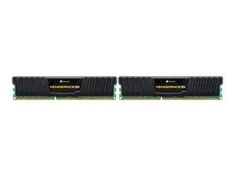 Corsair Vengeance - DDR3 - 16 GB: 2 x 8 GB - DIMM 240-pin - 1600 MHz / PC3-12800 - CL10 - 1.5 V - ikke-bufret - ikke-ECC