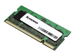 Lenovo DDR3 - 4 GB - SO DIMM 204-pin - 1600 MHz / PC3-12800 - ikke-bufret - ikke-ECC - for ThinkCentre Edge 72z; ThinkCentre M72z; M92z; ThinkPad Edge E130; E135; E330; E430; E430c