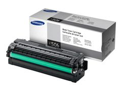 Samsung CLT-K506S - Svart - original - tonerpatron - for CLP-680DW, 680ND; CLX-6260FD, 6260FR, 6260FW, 6260ND