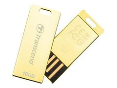 Transcend JetFlash Luxury Series T3G - USB-flashstasjon - 16 GB