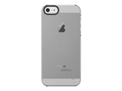 Belkin Shield Sheer Matte - Eske for mobiltelefon - polykarbonat - blank - for Apple iPhone 5