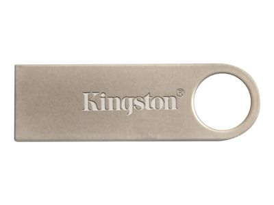 Kingston DataTraveler SE9 - USB-flashstasjon - 32 GB - USB 2.0 (DTSE9H/32GB)