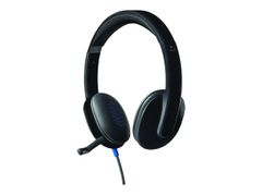 Logitech USB Headset H540 - Hodesett - on-ear - kablet