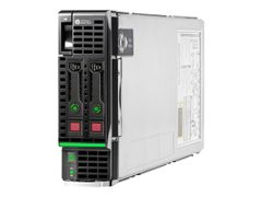 Hewlett Packard Enterprise HPE ProLiant BL460c Gen8 - Server - blad - toveis - 1 x Xeon E5-2620 / 2 GHz - RAM 16 GB - SAS - hot-swap 2.5