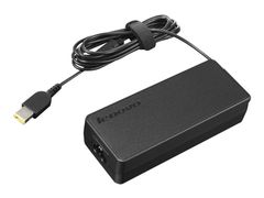 Lenovo ThinkPad 90W AC Adapter (Slim Tip) - Strømadapter - AC 100-240 V - 90 watt - Indonesia, Europa - for 330-15; B40-30; B40-70; M5400; ThinkPad 11; 11e Chromebook; Thinkpad 13; ThinkPad A275; A475; E46X;
